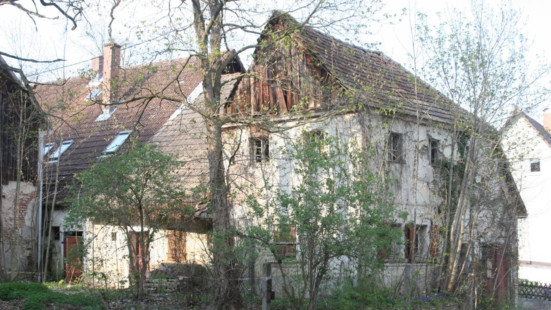 Alte Schmiede Altdrossenfeld